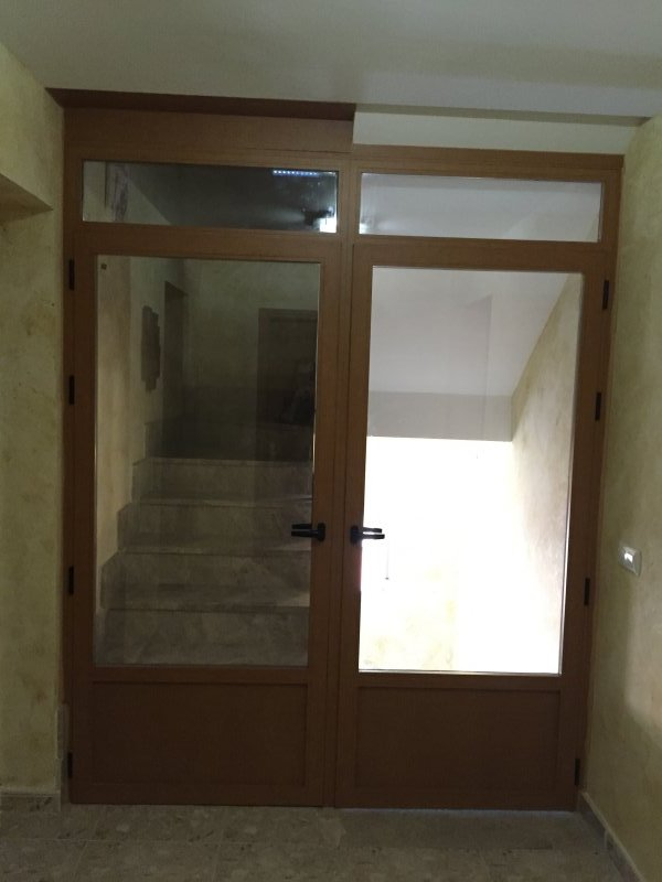 Aislamientos interiores mavero s l carpinter a y for Cerramientos de interiores