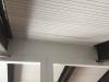 Remate techo blanco