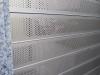 Cierre seguridad microperforado inox detalle