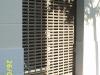 Cierre seguridad con ventana inox