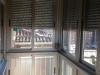 Cerramiento terraza aluminio rpt plata