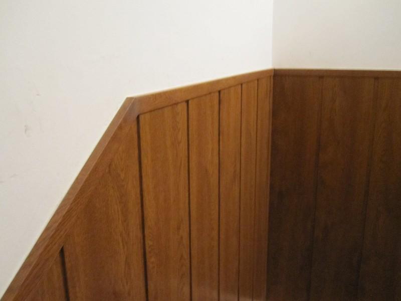 Falsos techos y z calos pvc mavero s l carpinter a y ventanas de pvc y alumninio - Zocalos para escaleras ...