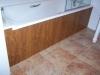 Bajo bañera PVC