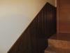 Zócalo escalera PVC