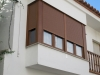 Mirador PVC cambiado sin obra foto exterior