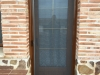 Mosquitero enrollable para puertas ral 8003