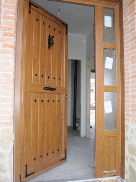 Puertas de pvc para exterior precios simple puertas para - Puertas de exterior de pvc ...