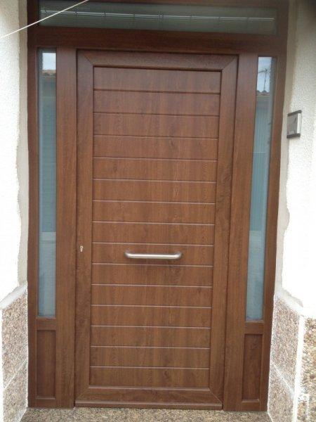 Puertas on pinterest wrought iron doors metal gates and - Puertas de calle ...