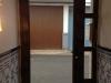 Instalación de puerta de pvc sin obra