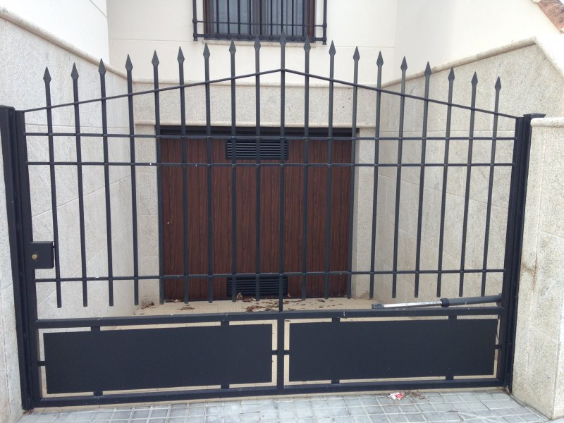 Pin Rejas Metalicas Pictures On Pinterest