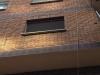 Hueco de ventana antes de instalar vista exterior
