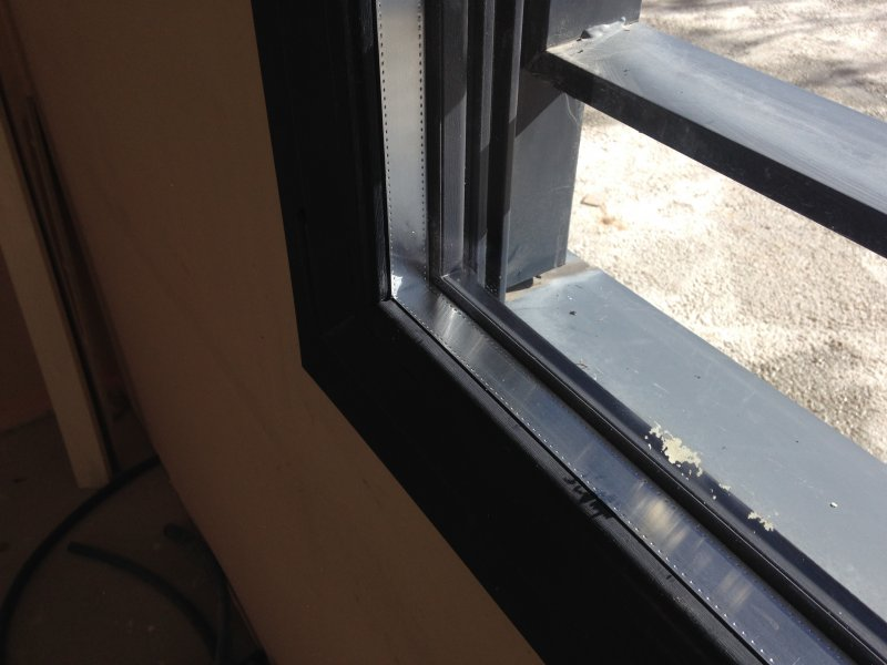 Ventanas balconeras y puertas pvc mavero s l for Ventanas pvc gris antracita