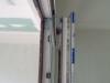 Osciloparalela blanco interior roble dorado exterior de pvc