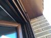 Remate chapa de aluminio nogal