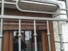 Remate ventana de pvc nogal instalacion sin obra