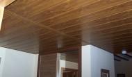 Falsos techos y zócalos de PVC