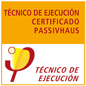 Logo certififcado casa pasiva 125